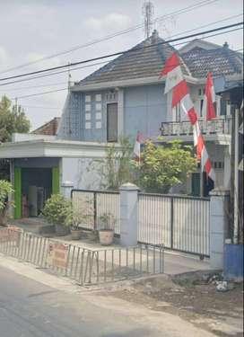 Rumah Tingkat + Toko + Rumah Walet