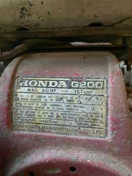 Jual Mesin Penggerak Honda G200 Jogjakarta Bekas