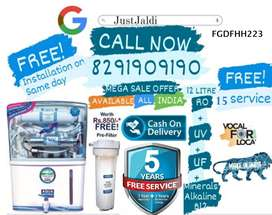 FGDFHH223 RO Water Filter Water Tank Water Purifier DTH TV.   αqυα ɢr
