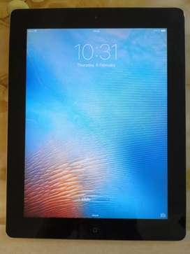 Apple iPad 2nd Gen, 64gb WiFi plus Cellular, 2011 model,