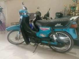 Suzuki RC Bravo blue