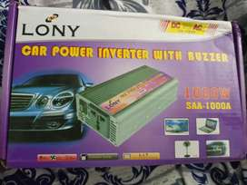 want to sell LONY car power inverter