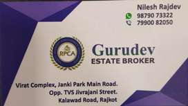 3BHK FURNISHED FLAT ON AFRICA COLONY MAIN ROAD