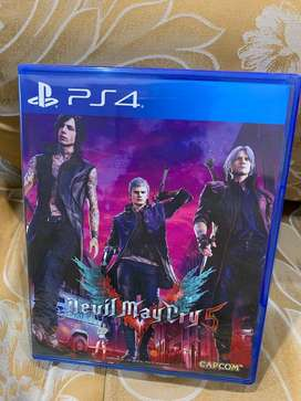 Kaset devil may cry 5 ps4