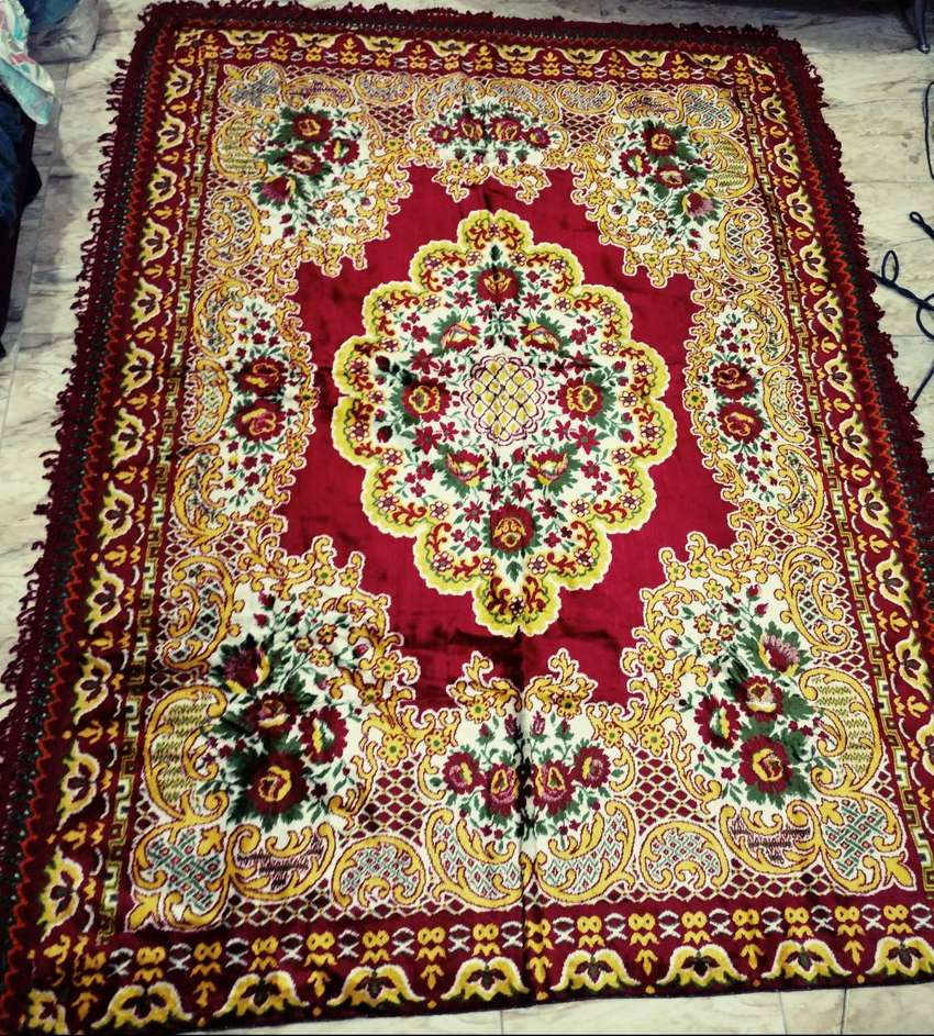 Traditional carpets/rugs set from Saudia Arabia. 0