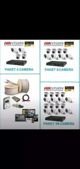 CCTV 1080P Hasil Jernih + Pasang