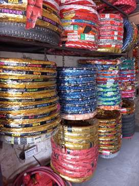 Ameen Tyer House New and usable tyres available
