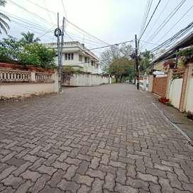 10 cents of land near walkway panampilly Nagar 50 meters