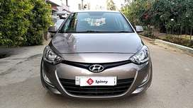 Hyundai I20 Sportz 1.4 CRDI 6 Speed BS-IV, 2013, Diesel