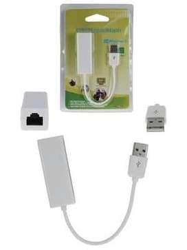 USB LAN Adapter / USB 2.0 to Ethernet RJ45