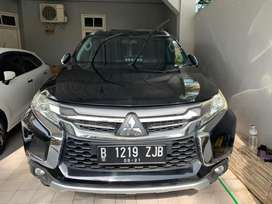 Jual Pajero Exceed 2017