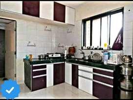 1 bhk flat on rent at ambegaon budruk
