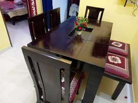 7 Seater Sofa and 6 Seater Dinning table