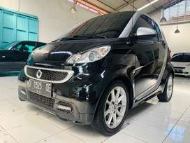 Smart Fortwo Passion Black 2013