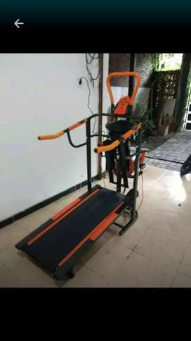 Fit gresik tredmil.maseger 6fungsi
