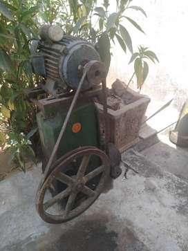 Sorath pump with electric motor