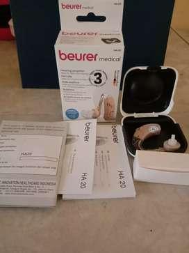 Alat Bantu Dengar Beurer HA20 / Hearing Aid HA 20