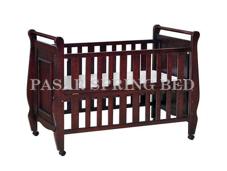 FreOngkir Ranjang Bayi Tempat Tidur Baby Box Baby Cribs Hakari Anis316 0