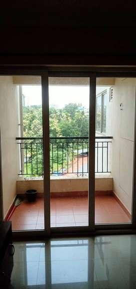 Trinity world in kakkanad, 2 bedroom flat for rent
