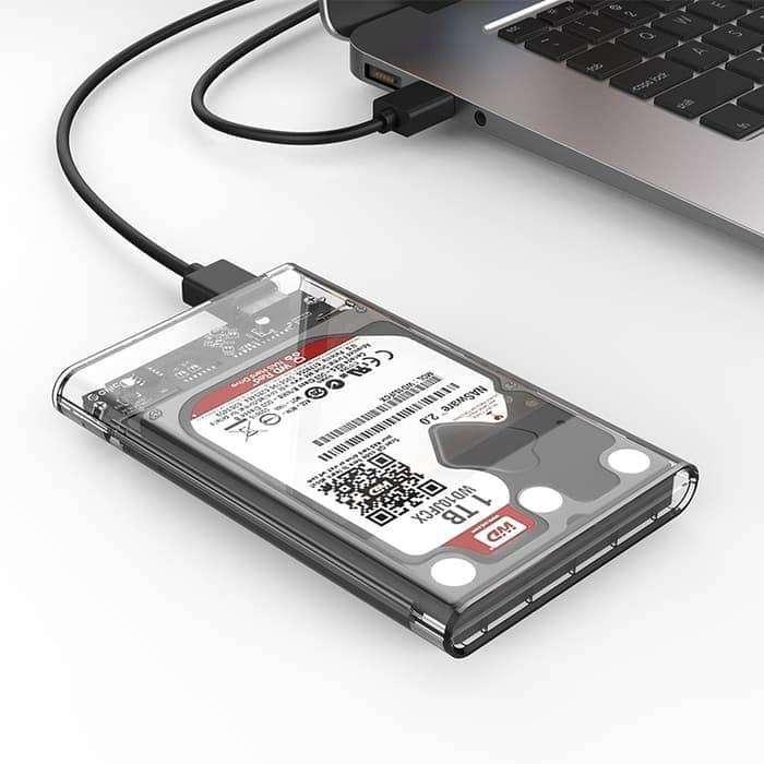"""Casing Hardisk External HDD External Case 2.5"""" USB 3.0 - ORICO 0"""