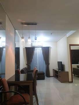 Disewakan unit 2 kamar fullfurnish lantai middle