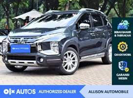 [OLX Autos] Mitsubishi Xpander Cross 2019 1.5 A/T Bensin Grey #Allison