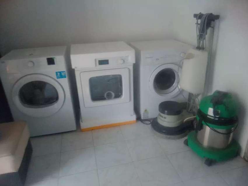 dryer mesin pengering laondry 0