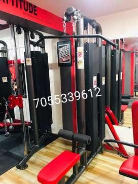 Jaljeera gym machines