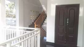 Flat for rent 2nd floor(G+2)Two bed r oom bathroom attached+one common