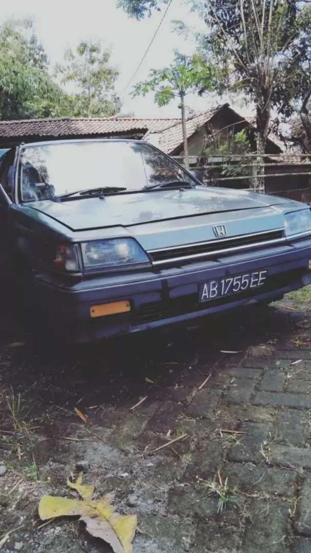 Civic wonder SB4 1986 0