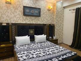one bedroom fully furnished appartment is availiable for rent