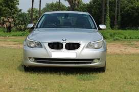 BMW 5 Series 520d Sedan, 2009, Diesel