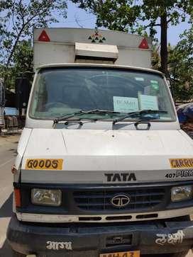 Tata 407 driver wanted
