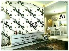 Wallpaper dinding - WP AI 0054