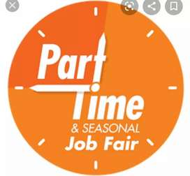 Part time online job are available