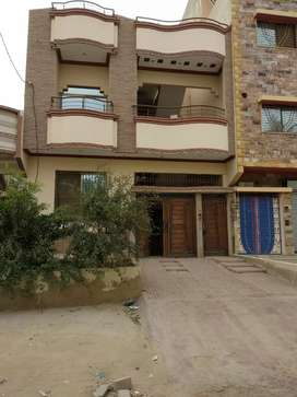 Brand new House available for sell in Etawa society Maymar