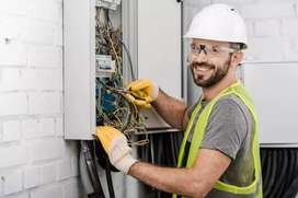 Electrician for houses and shops