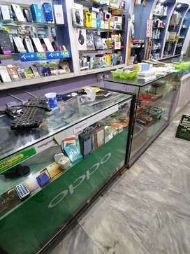 Mobile phone and Accessories Shop