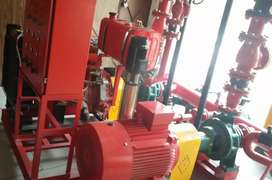 Fire Pump, Fire vehicle , fire suppression system