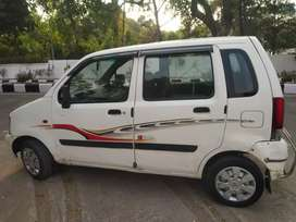 Maruti Suzuki Wagon R Petrol Well Maintained