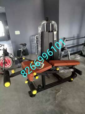 Hollister gym setup manufacturing factory