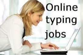 Part time/ Full time work- data entry/Simple Typing /Form Filling job