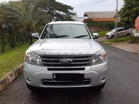 2012 Ford Everest XLT Limited 2.5 Autometic Diesel