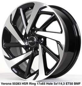 Velk Type New VERONA JT50283 HSR R17X65 H5X114,3