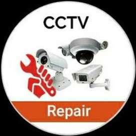 CCTV camera repair