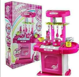 Kitchen Set Pink