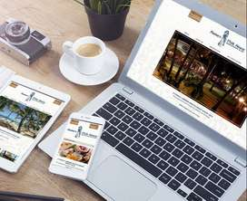 Build Professional Website for your business. In Very Resonable rates