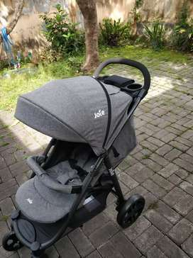 Stroller JOIE Kokoh, Safe untuk bayi