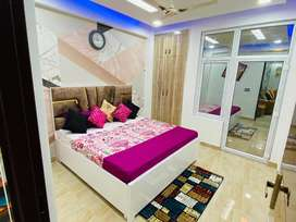 Fully furnished flat with all amenities with govt subsidy