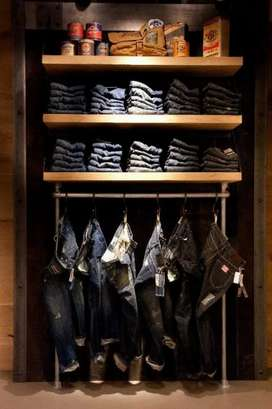 Urgently required salesman for a menswear shop